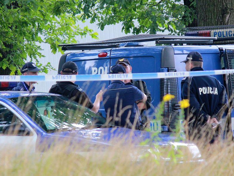Ciało kobiety w zbiorniku wodnym. Co wydarzyło się w Gościeszynie?