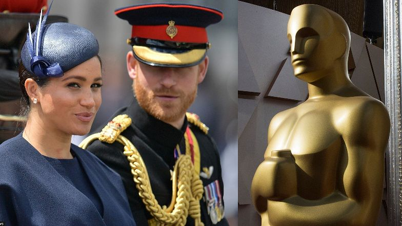 Oscary 2020: Książę Harry i Meghan wręczą nagrodę?