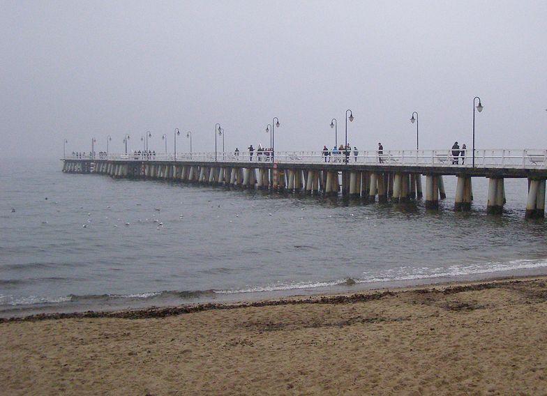 Przerażające odkrycie na molo w Gdyni. Natychmiast wysłano policję