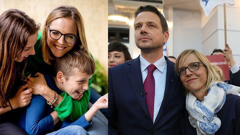 """Żona Rafała Trzaskowskiego wyjaśnia, dlaczego nie posyła dzieci na religię: """"Kościół nie zdał egzaminu"""""""