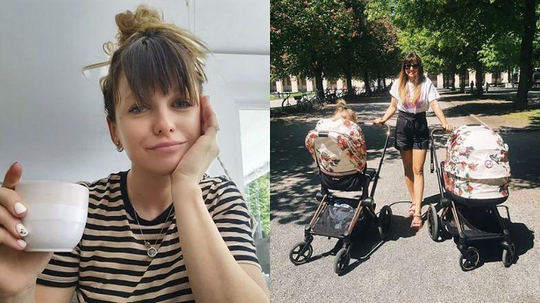"""Anna Lewandowska dzieli się refleksjami na temat macierzyństwa: """"NIE JEST MI TERAZ TAK SUPER ŁATWO"""""""