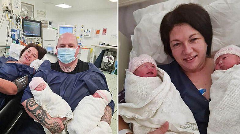 Koronawirus, ciąża i śpiączka. Dla niej życie napisało szczęśliwe zakończenie