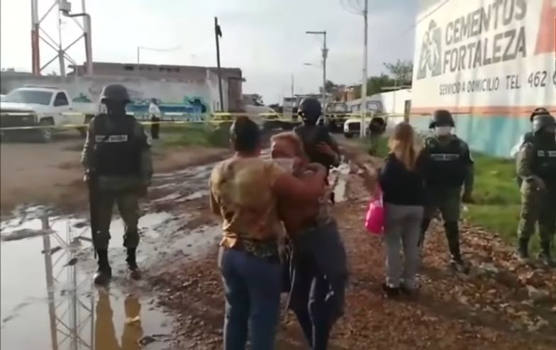 Meksyk. Wpadli do ośrodka odwykowego. Egzekucja gangsterów