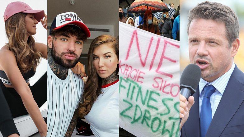 """Branża fitness protestuje przeciwko zamknięciu siłowni: """"Aktywność to odporność!"""""""
