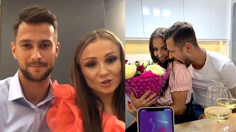 """Podekscytowani Sylwia i Mikołaj z """"Love Island"""" ogłaszają SUKCES terapii dla par: """"Mieliśmy kryzys, ale UDAŁO SIĘ!"""""""