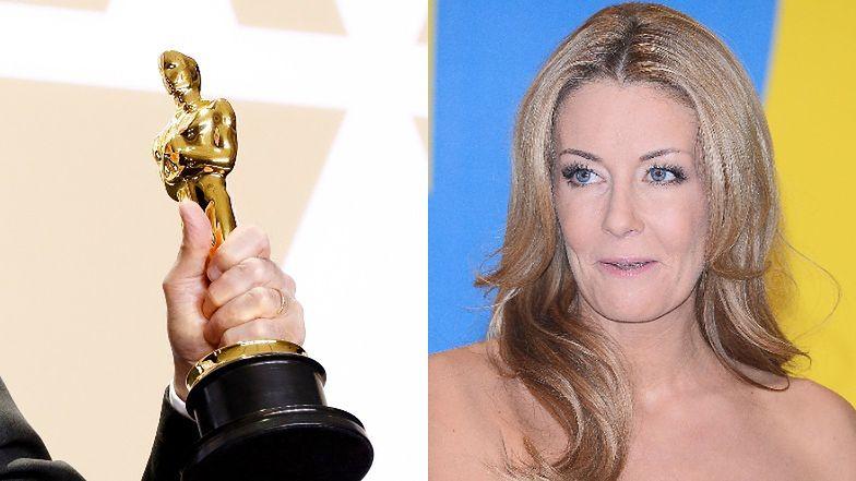 Małgorzata Rozenek pozuje na planie filmowym, marząc skrycie o Oscarze... (FOTO)