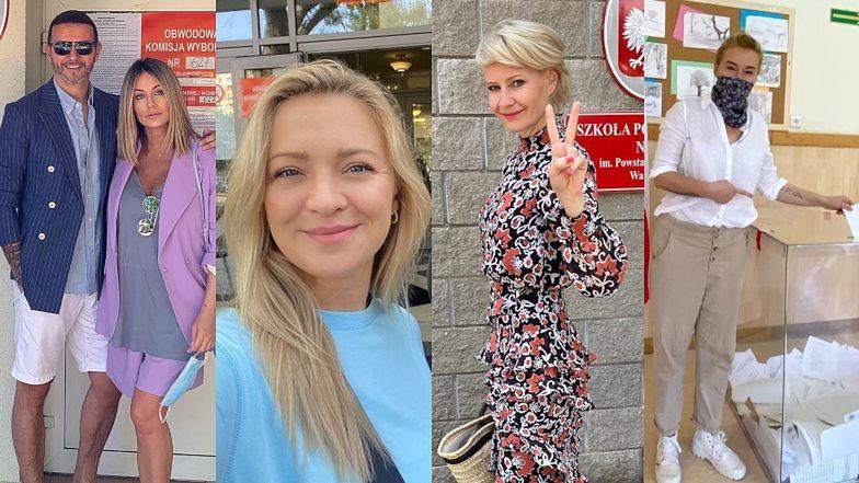 Gwiazdy promują wzięcie udziału w wyborach