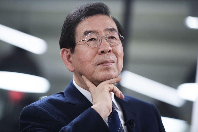 Nie żyje burmistrz Seulu. Policja odnalazła jego ciało