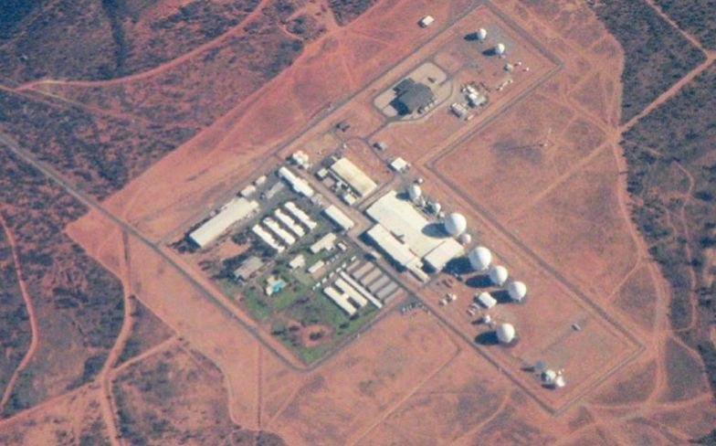 Dlaczego Amerykanie ukrywają swoją bazę na australijskiej pustyni?