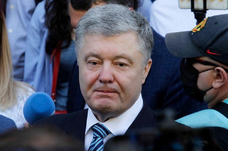 Ukraina. Wszczęto postępowanie przeciwko Petro Poroszence