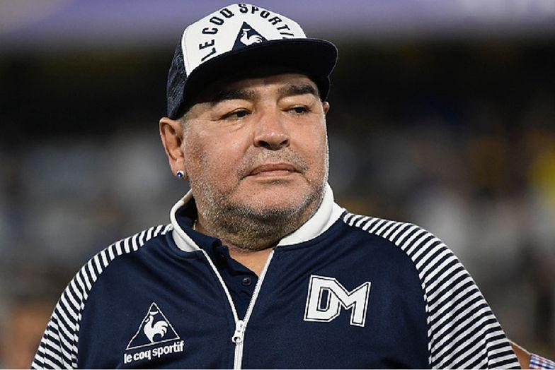Diego Maradona uzależniony od alkoholu. Córki szykują proces przeciwko ojcu