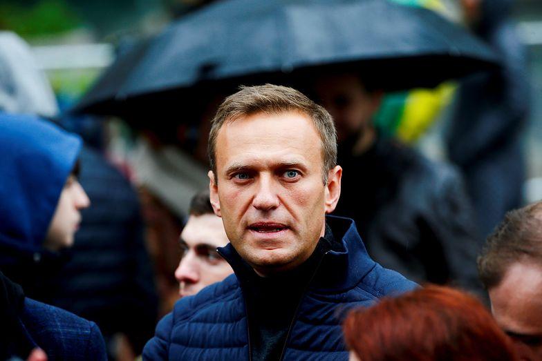 Aleksiej Nawalny. Lekarze o przełomie