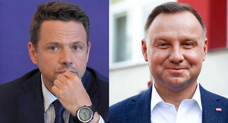 Andrzej Duda i Rafał Trzaskowski - spotkanie 30 lipca. O czym będą rozmawiać?