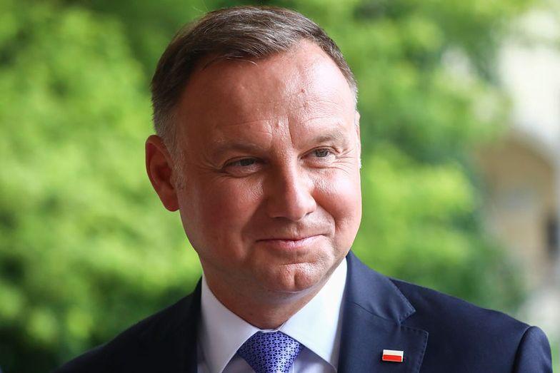 Andrzej Duda wprowadza podwyżki dla swoich pracowników