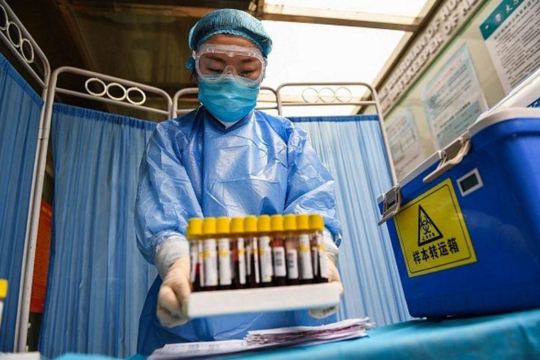 Koronawirus. Szczepionka w 2021 roku. Zapowiedź Chin