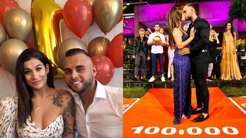 """Marietta świętuje zwycięstwo w """"Hotelu Paradise"""" wspólnym zdjęciem z Chrisem: """"Wygraliśmy KASĘ i MIŁOŚĆ"""" (FOTO)"""