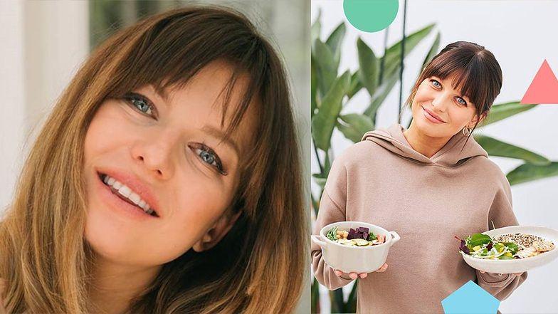 """Anna Lewandowska świętuje czterolecie swoich fit batonów. Fani: """"Widać po oczach, że ZMĘCZONA"""""""