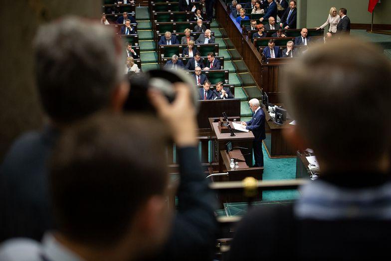Wysokie premie w Sejmie. Nawet 10 tys. zł