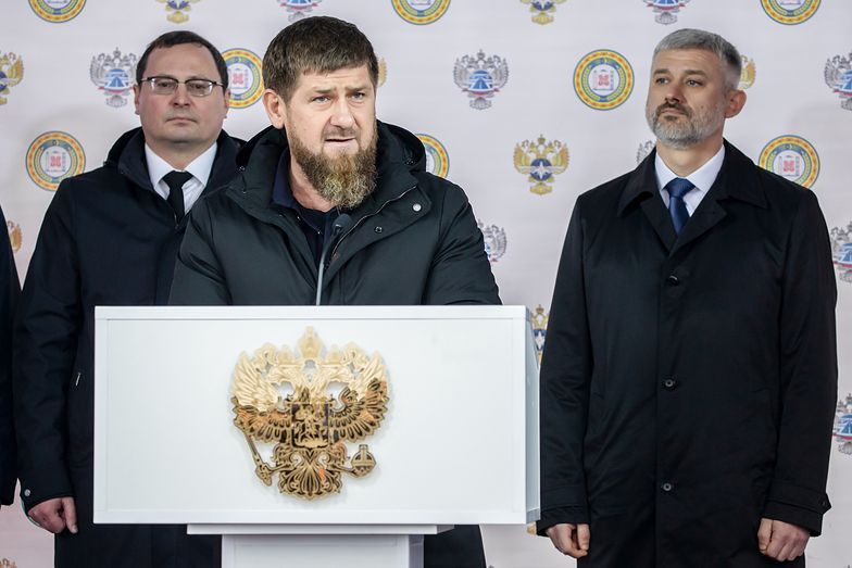 Czeczeński prezydent rozda obywatelom miliony. Mężczyźni zacierają ręce