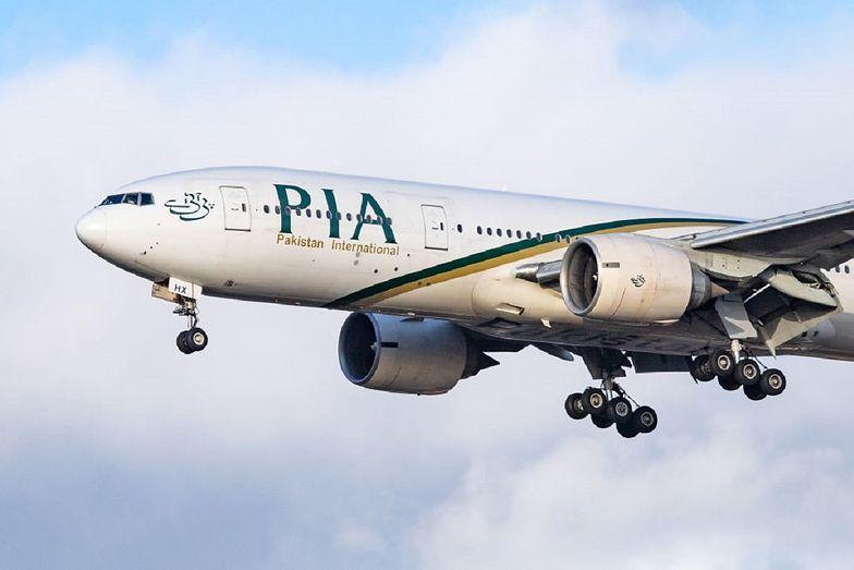 Pakistańskie linie lotnicze zawiesiły 150 pilotów. Mieli fałszywe licencje