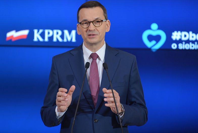 Niepokojące prognozy premiera Morawieckiego