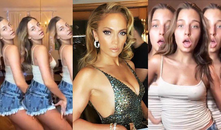 Znudzona kwarantanną Julia Wieniawa wywija w salonie do piosenki Jennifer Lopez. Rozpaliła Waszą wyobraźnię? (WIDEO)