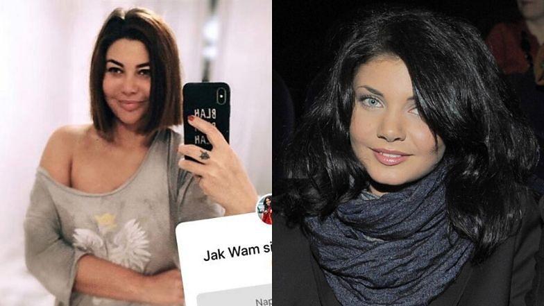 """Dominika """"Wodzianka"""" Zasiewska chwali się zmianami w swoim życiu: nowy biznes, nowa fryzura, nowa twarz... (FOTO)"""