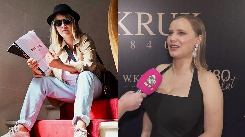 """Joanna Kulig wspomina casting do serialu """"The Eddy"""": """"To był dzień, kiedy Jaś miał przyjść na świat"""""""