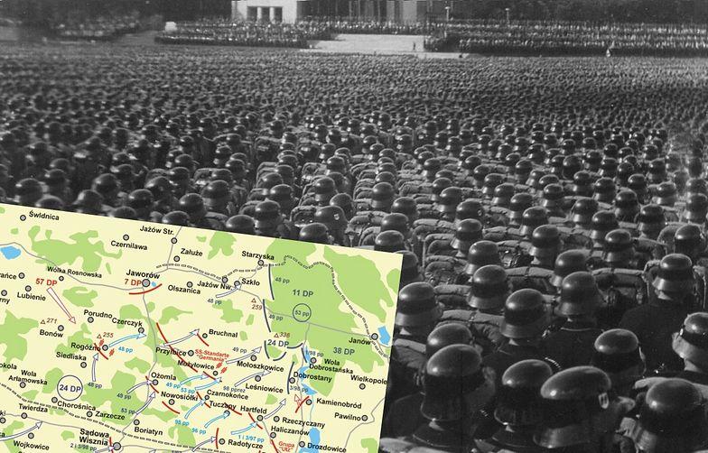 Spektakularne polskie zwycięstwo w 1939 roku. Żołnierze SS uciekali w samej bieliźnie