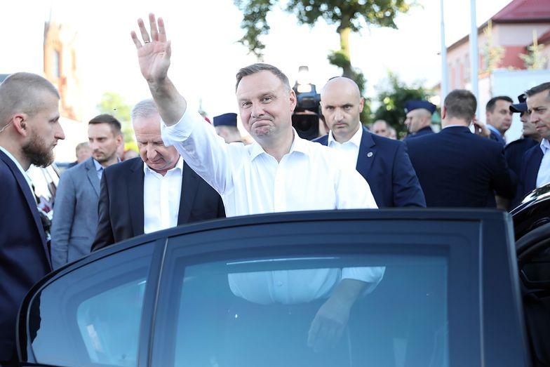 """Wybory 2020. Andrzej Duda w Radiu Maryja. Mówi, że pomogły mu """"nadzwyczajne siły"""""""