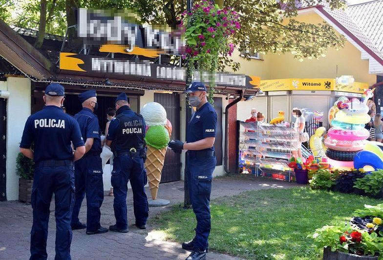 Koronawirus w Polsce. Akcja policji we Władysławowie. Wiemy, gdzie będzie kolejna