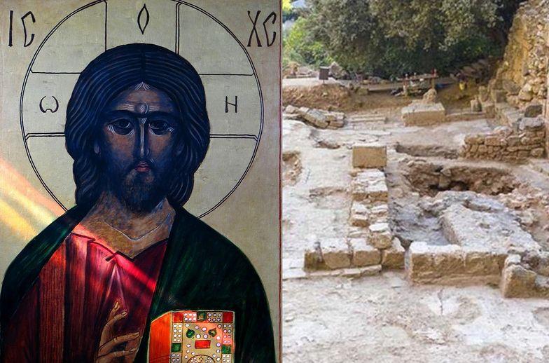 Odkryto ruiny świątyni. To właśnie tam uzdrawiał Jezus