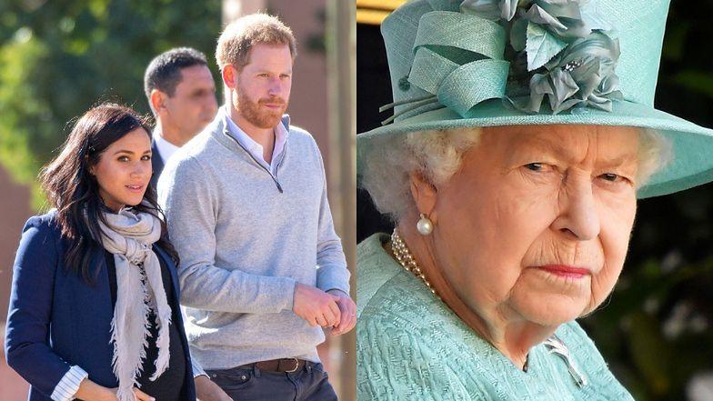 """Meghan i Harry całkowicie ODETNĄ SIĘ od rodziny królewskiej? """"Czek za remont posiadłości to OSTATNI PUNKT Megxitu"""""""