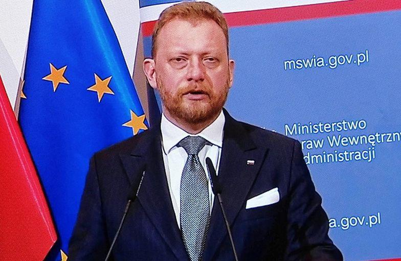 Łukasz Szumowski zaskoczył odpowiedzią