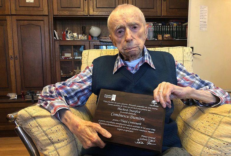 Księga rekordów Guinnessa potwierdziła, że 111-latek jest najstarszym mężczyzną świata.