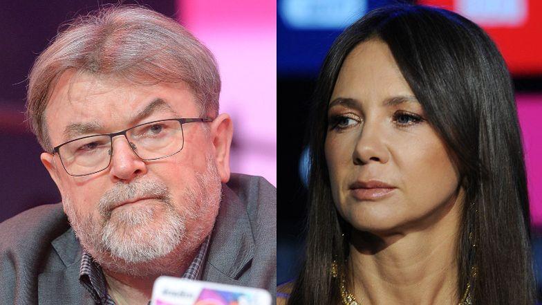 """Miszczak komentuje aferę z reporterką bez granic Kingą Rusin: """"Gwiazdy powinny być bardziej UWAŻNE w mediach społecznościowych"""""""