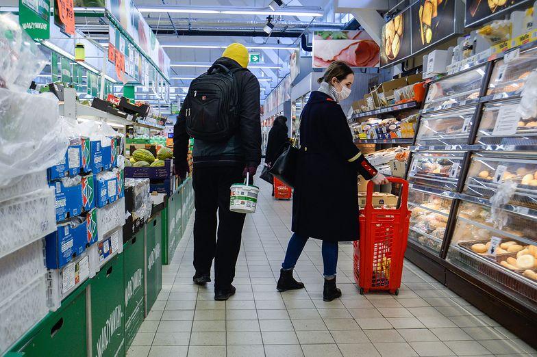 Niepokojące dane Eurostatu. Inflacja w Polsce najwyższa w całej Unii Europejskiej