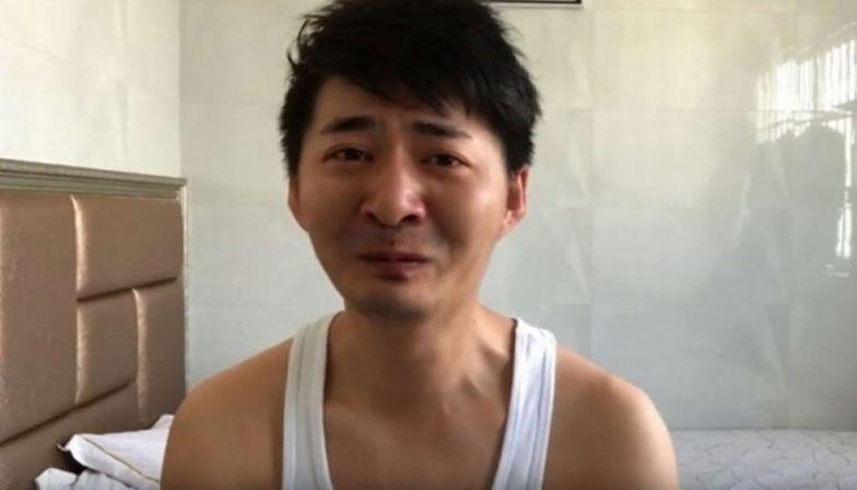 Pokazywał koszmar w Wuhan. Potem zniknął. Nowe informacje