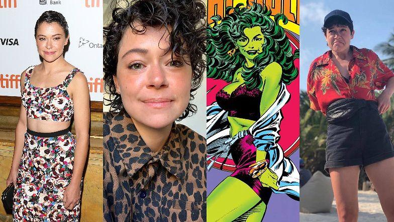 Tatiana Maslany, nowa She-Hulk