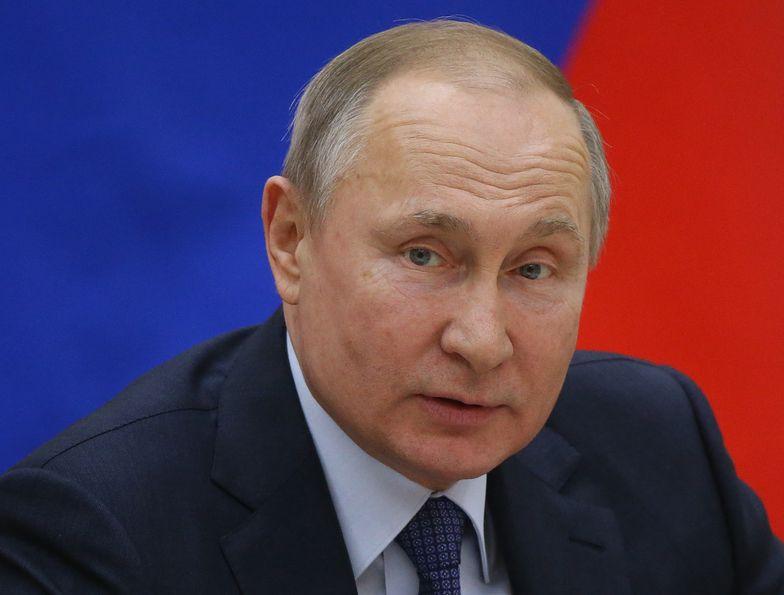 Prezydent Rosji przerwał milczenie. Putin komentuje zamieszki w USA