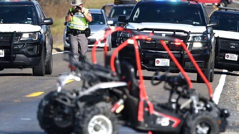 Tragiczny wypadek. Auto uderzyło w gokart pełen dzieci