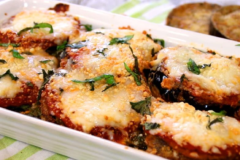 Lasagne z bakłażanem to świetna alternatywa dla klasycznego dania.