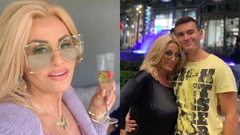 """Pękająca z dumy Dagmara Kaźmierska chwali się sukcesem syna: """"Conanek dostał się na MEDYCYNĘ"""" (FOTO)"""