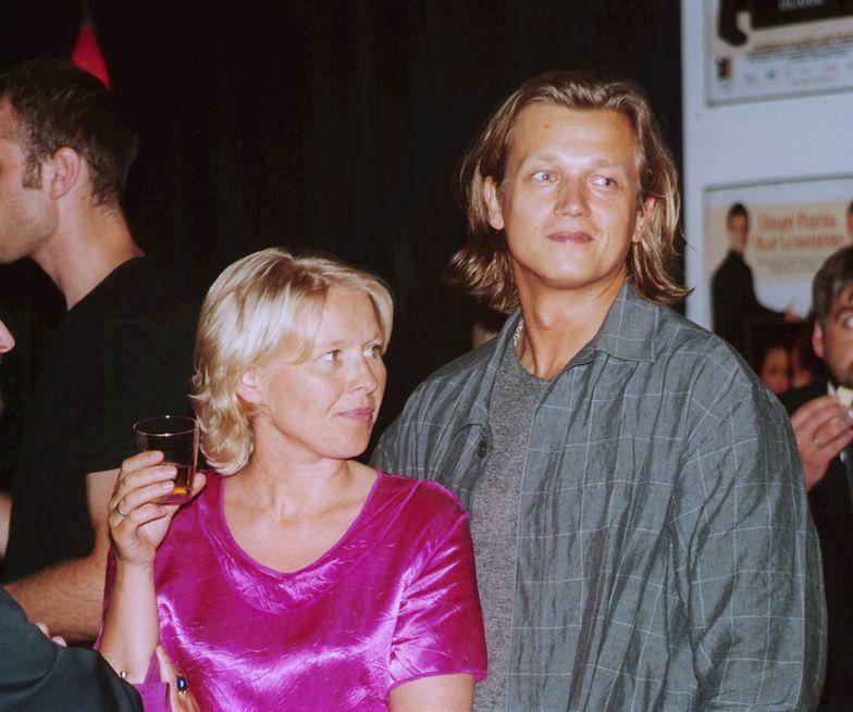 Byli małżeństwem przez 13 lat. Historia byłej żony Jakimowicza nadaje się na film
