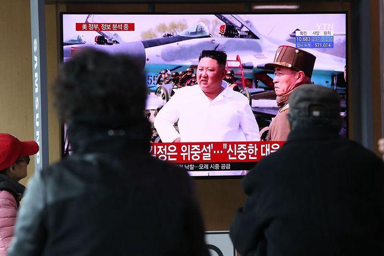 Na przygranicznych terenach Korei Północnej pojawiło się nagranie mówiące o tym, że Kim Dzong Un nie żyje