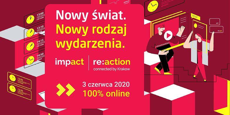 Impact re:action 2020. Ruszyła bezpłatna rejestracja