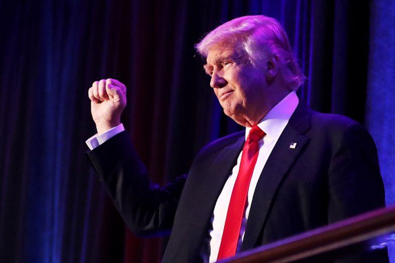 Chiny. Zwolennicy Donalda Trumpa zbierają pieniądze