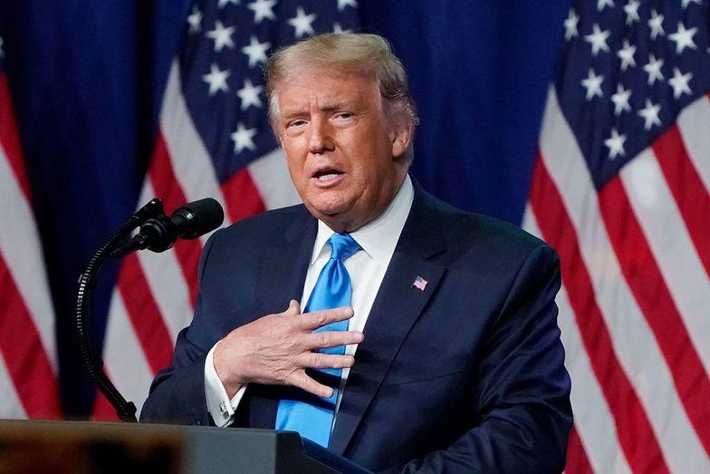 Donald Trump nominowany do Pokojowej Nagrody Nobla