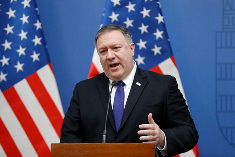 """Sekretarz stanu USA o Chinach: """"oszałamiające statystyki nadużyć"""""""
