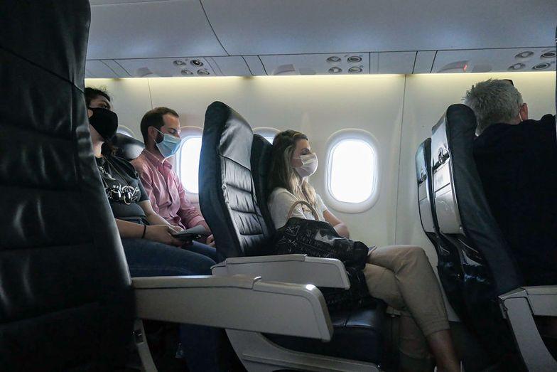 Pasażer nie chciał założyć maseczki. Teraz gorzko żałuje